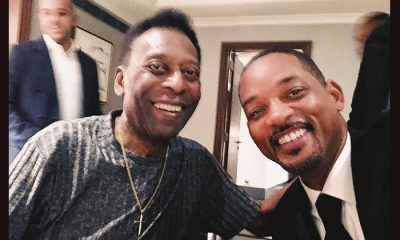 will smith e pelé