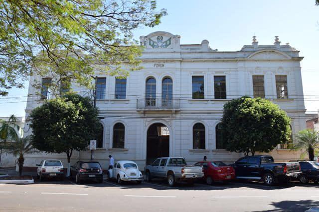 Atual Palácio da Cultura, antigo Fórum de Passos completa 100 anos