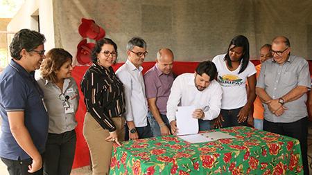 Prefeitura de Timóteo retoma convênio com a Emater após 7 anos de interrupção