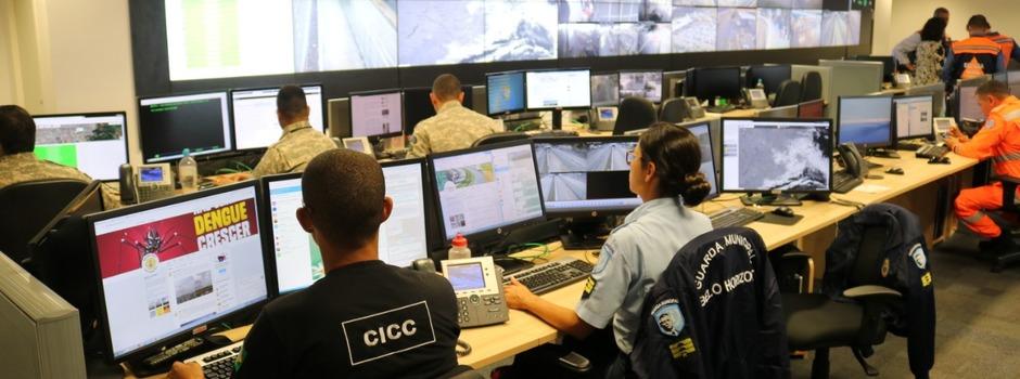 Nova parceria vai otimizar emissão de alertas de eventos críticos em Minas Gerais