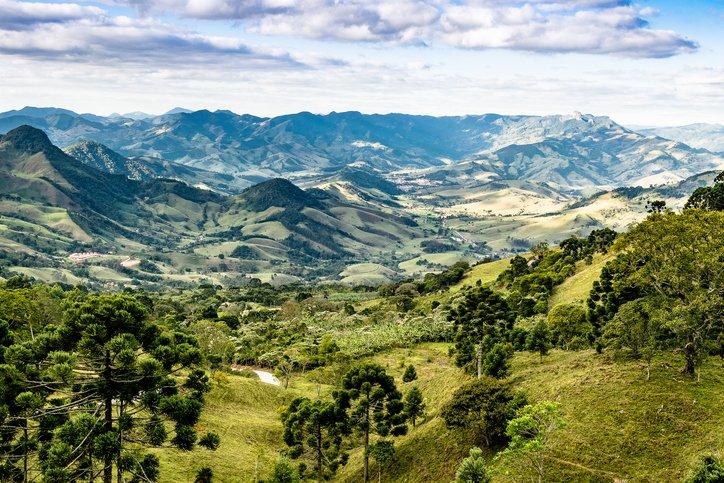 Minas Gerais tem leve queda na temperatura nesta sexta-feira