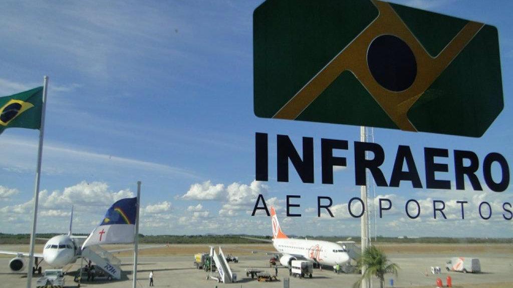 Governo não quer ganhar com venda de fatias da Infraero, diz chefe da SAC