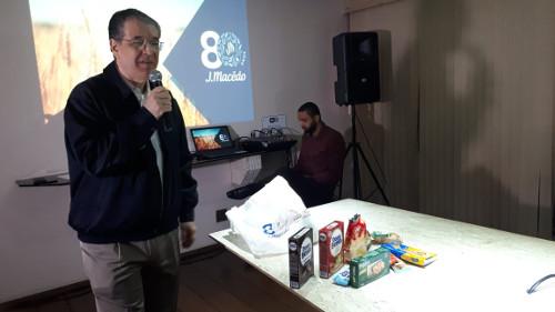 Varginha: J. Macêdo anuncia expansão com arrendamento do Moinho Sul Mineiro