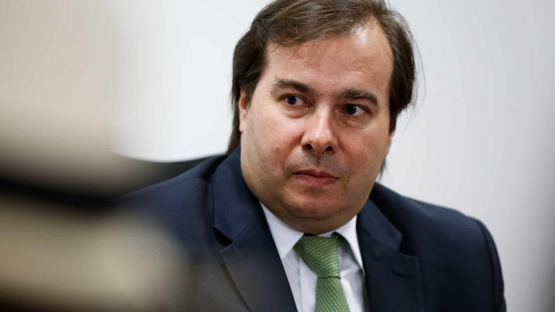 Maia: 'se tudo der meio certo', reforma tributária será votada em ao menos 1 das 2 casas