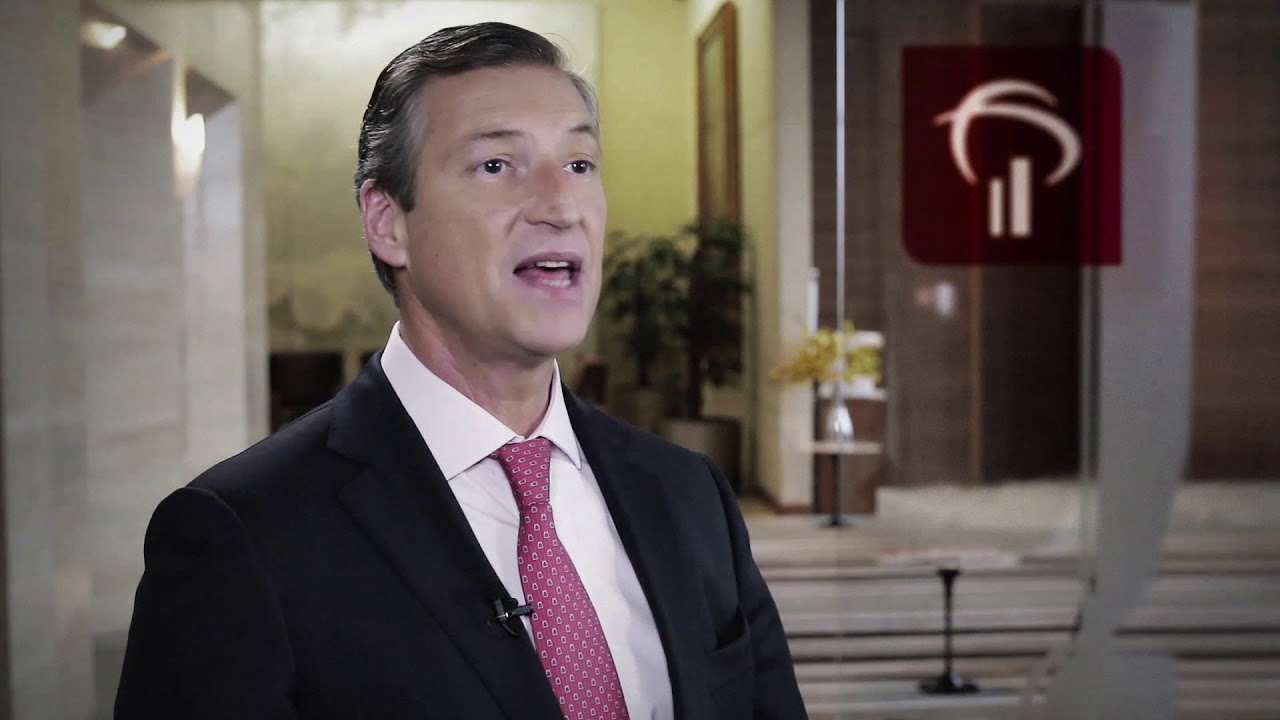 'Bancos podem ter novos rivais a todo momento', diz presidente do Bradesco