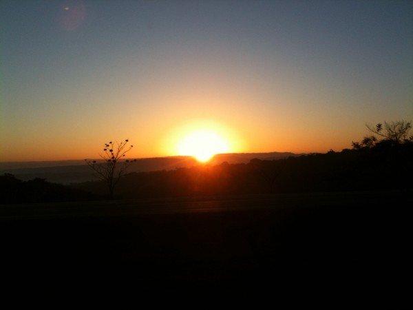 Terça-feira de sol e clima seco na maior parte de Minas Gerais