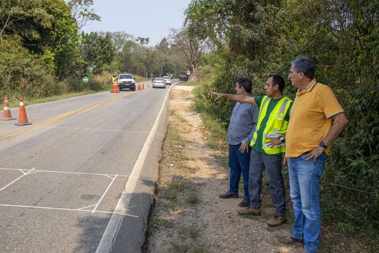Pouso Alegre: trecho da MG-290, de acesso ao Pantano, ganha radar eletrônico