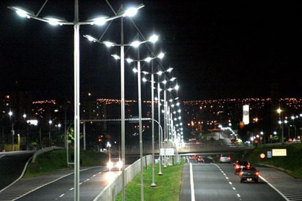 Timóteo troca mais de 9 mil lâmpadas da iluminação pública pela tecnologia LED