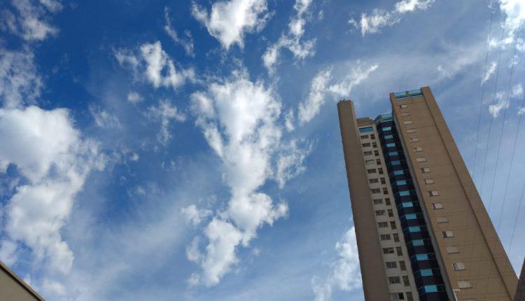 14%: umidade relativa do ar coloca Uberlândia em estado de alerta