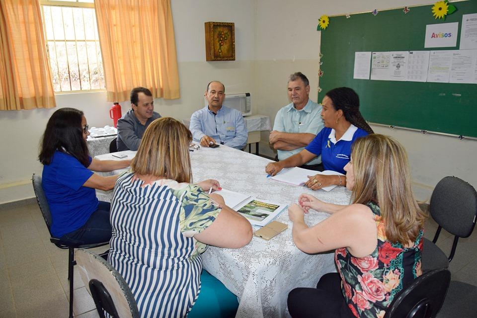 Projeto piloto: Passos terá sua primeira escola de tempo integral na zona rural