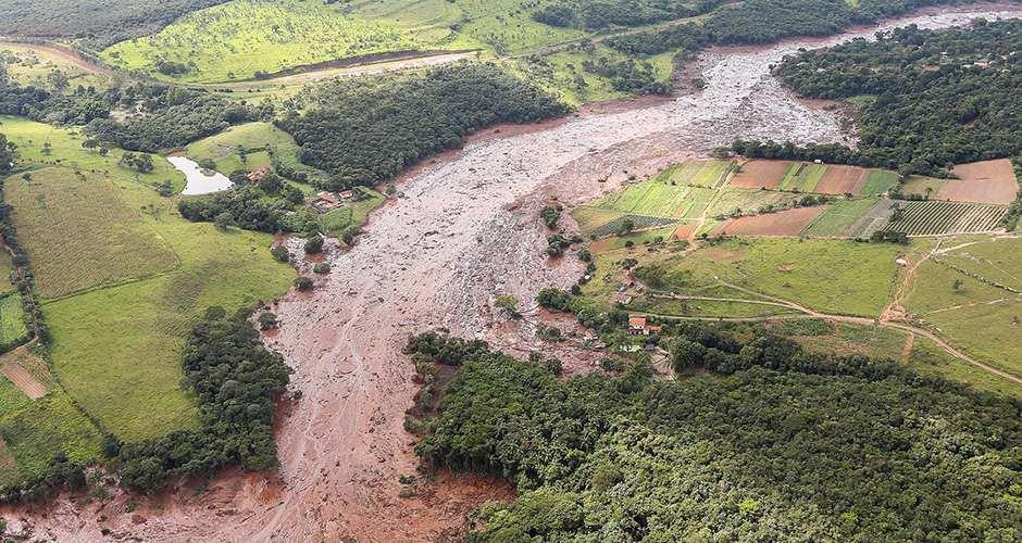 Brumadinho: Justiça autoriza Copasa a entrar em terrenos