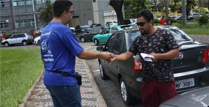 De março a setembro, estacionamento rotativo de Ipatinga arrecada R$ 1,6 milhão