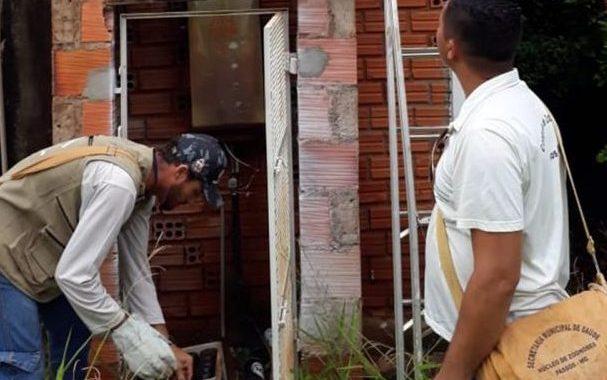 Dengue: combate intensificado em imóveis fechados com ajuda de imobiliárias em Passos