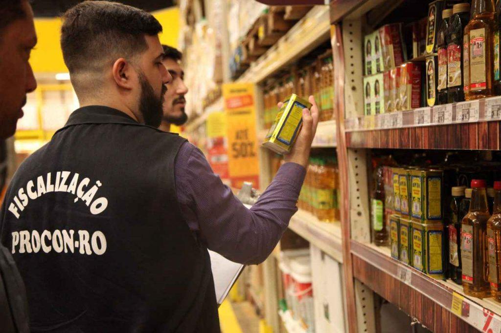 Governador Valadares : Procon faz alerta para comercialização de lotes de azeite fraudado