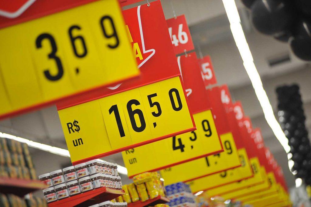 Inflação medida pelo IGP-DI sobe para 0,50% em setembro, revela FGV