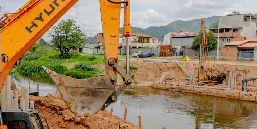 Itajubá: 'Ponte do Batalhão', de 32 metros de extensão, vai facilitar acesso à BR-459