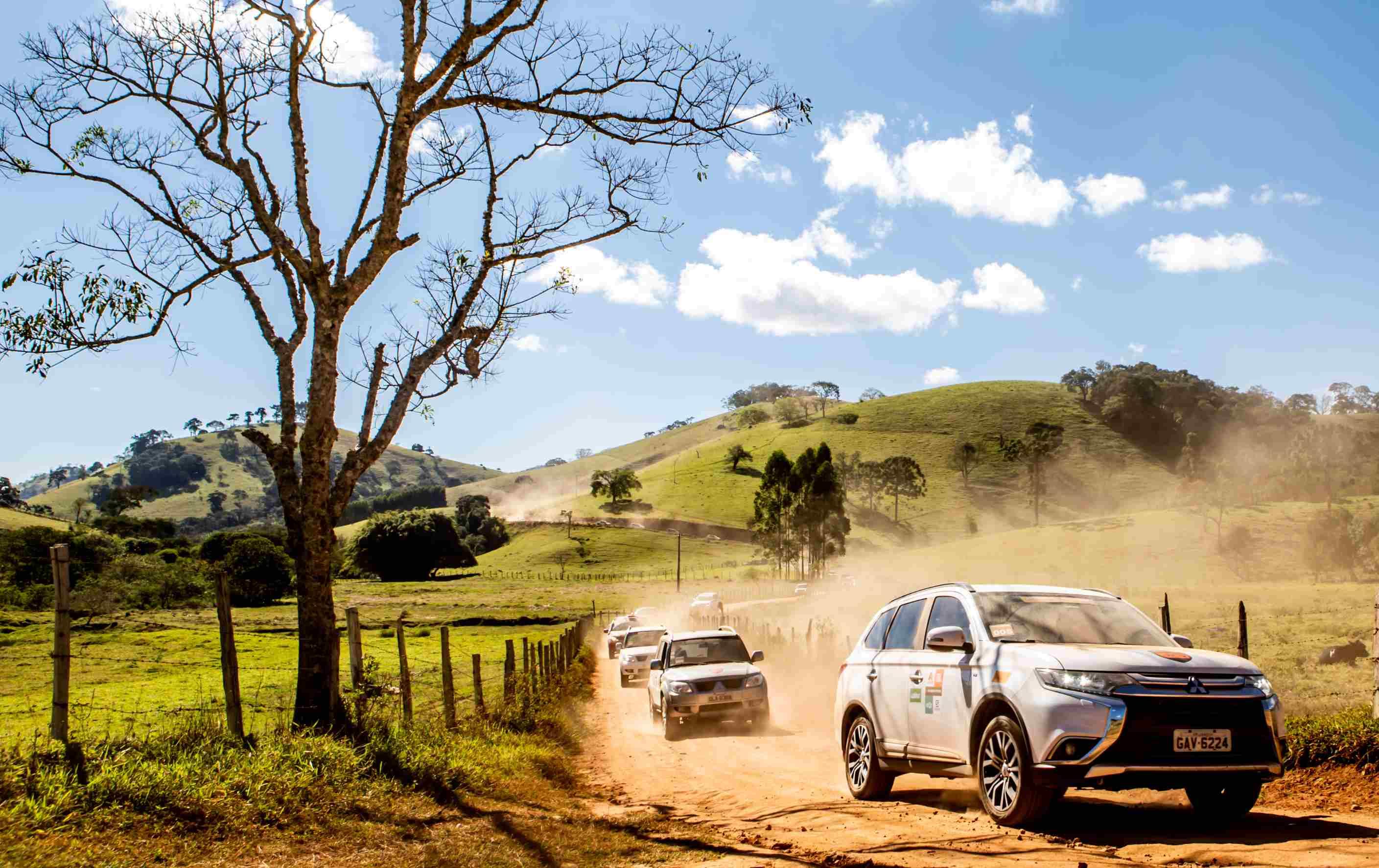 Mitsubishi Motors fará passeio 4x4 pelas incríveis paisagens da Serra da Canastra