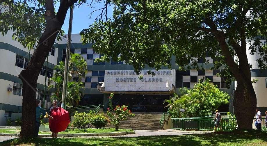 Emissão de nota fiscal de serviço: Prefeitura de Montes Claros