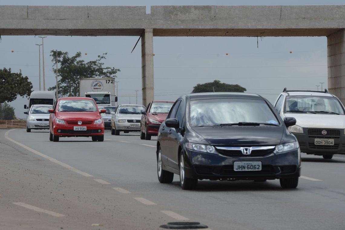 Número de pontos críticos nas rodovias aumenta em 75,6%, revela pesquisa CNT
