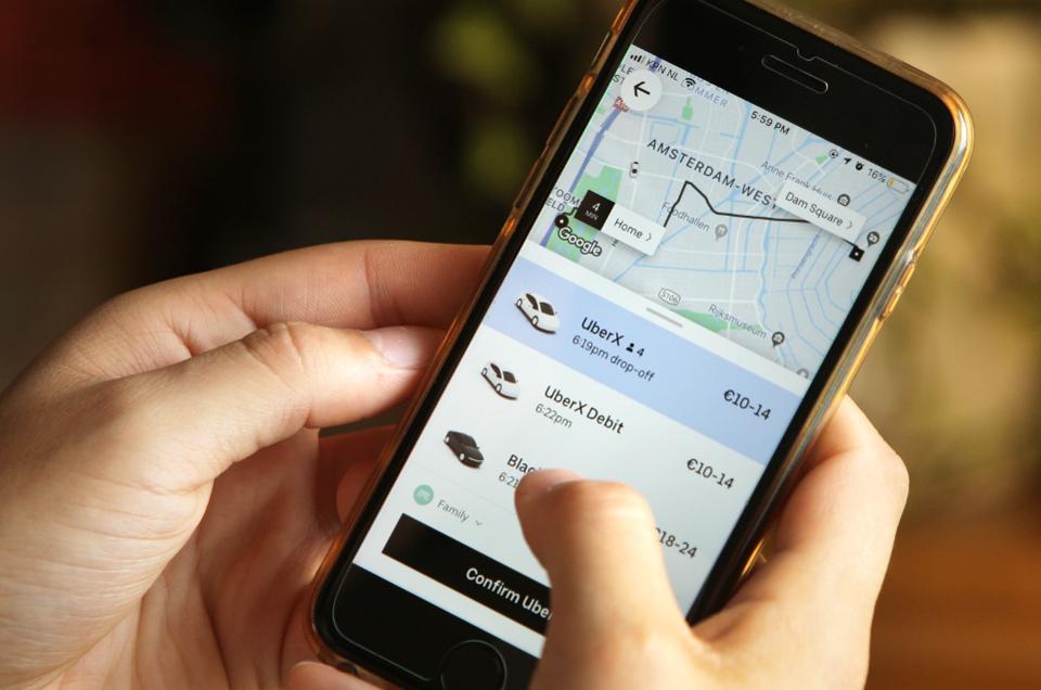 Nova categoria: Uber lança em novembro opção de viagem sem conversa