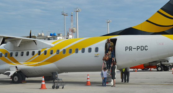 Novo vôo da Passaredo em Uberaba e o potencial da malha aérea para o Triângulo Mineiro