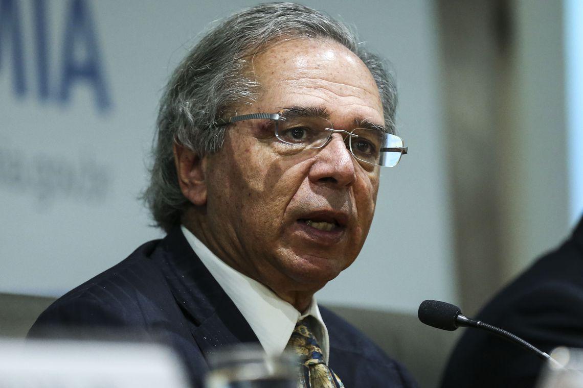 Paulo Guedes cancela participação na reunião anual do Fundo Monetário Internacional