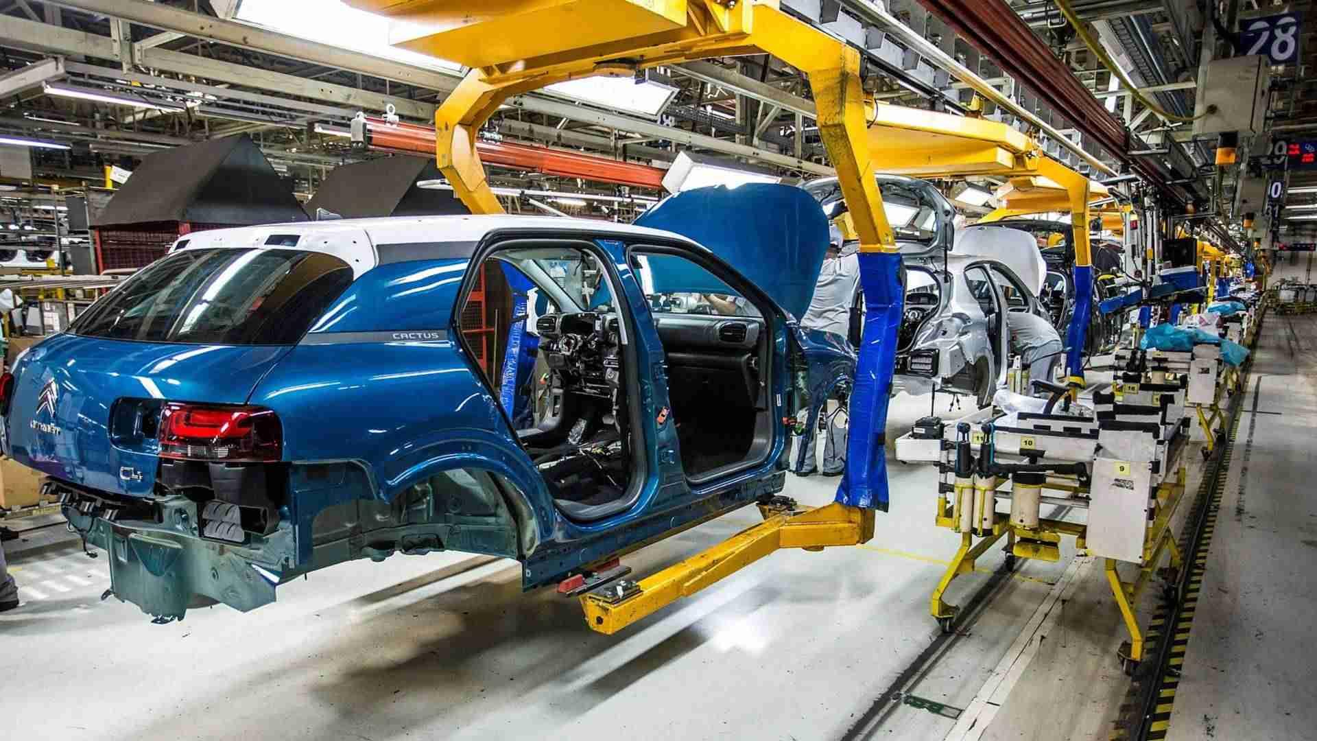Peugeot Citröen terá nova linha de carro global na fábrica de Porto Real, no Rio