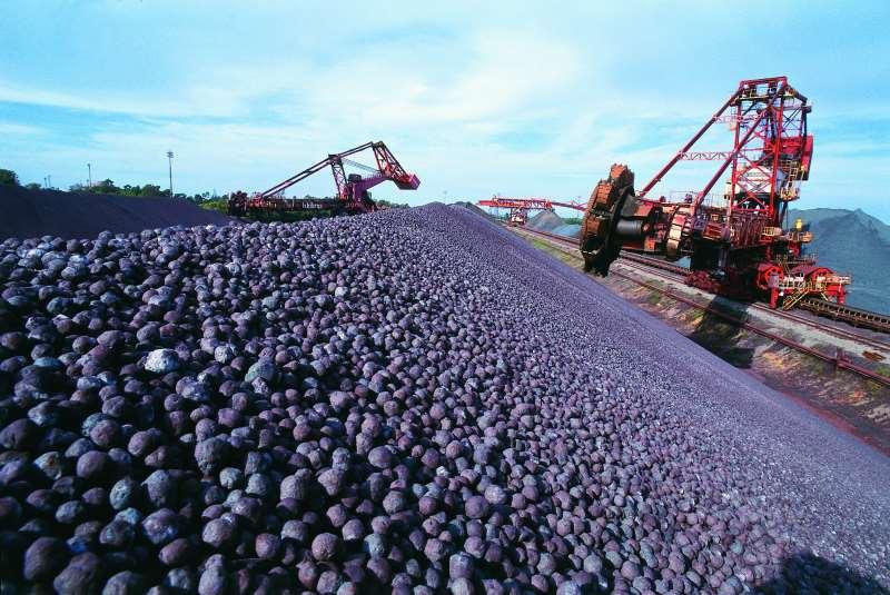 Produção de minério da Vale no 3º tri cai 17,4% e atinge 86,7 milhões de t