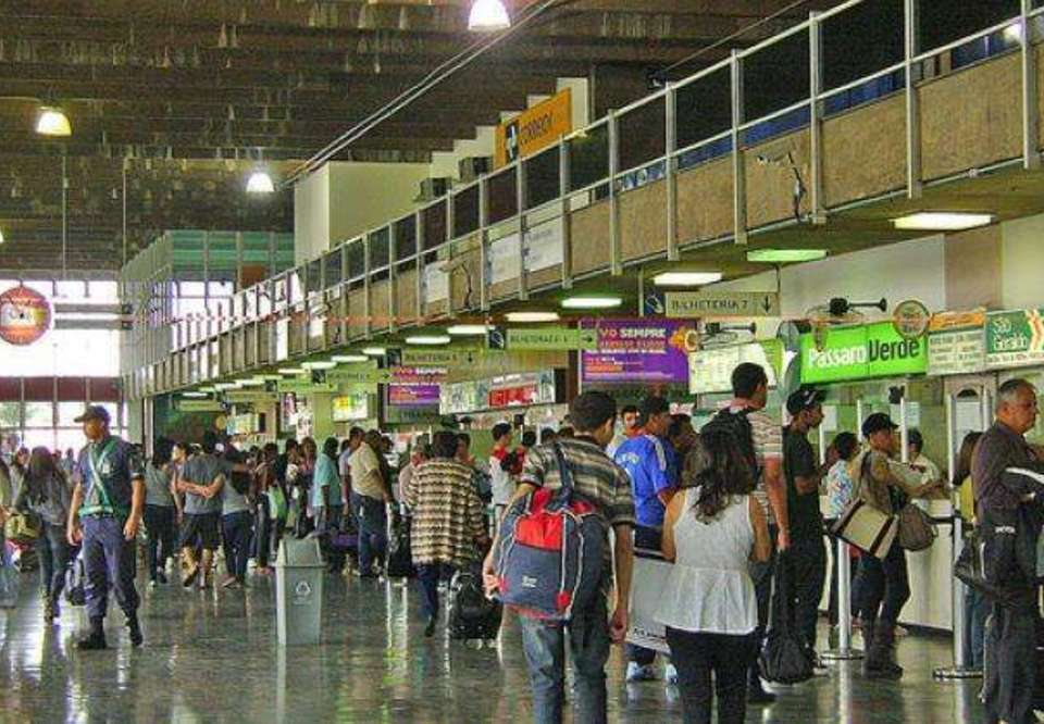Rodoviária de Belo Horizonte espera circulação de 366 mil pessoas no feriado