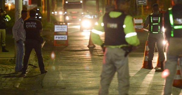 Roubos em Minas Gerais têm queda de 29,5% e 14,7% em homicídios, aponta Sejusp
