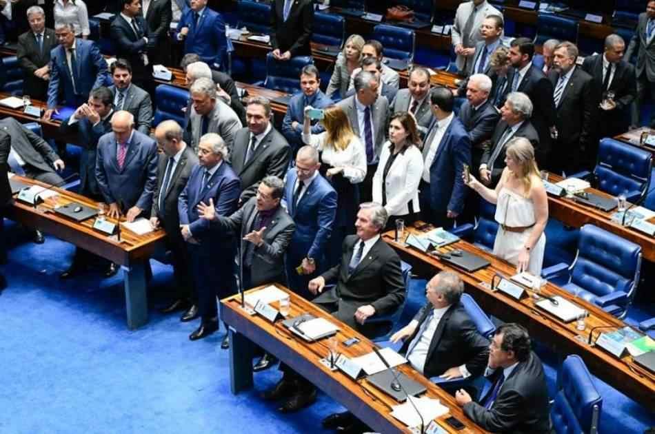 Senado aprova divisão de recursos do pré-sal e deve destravar Previdência