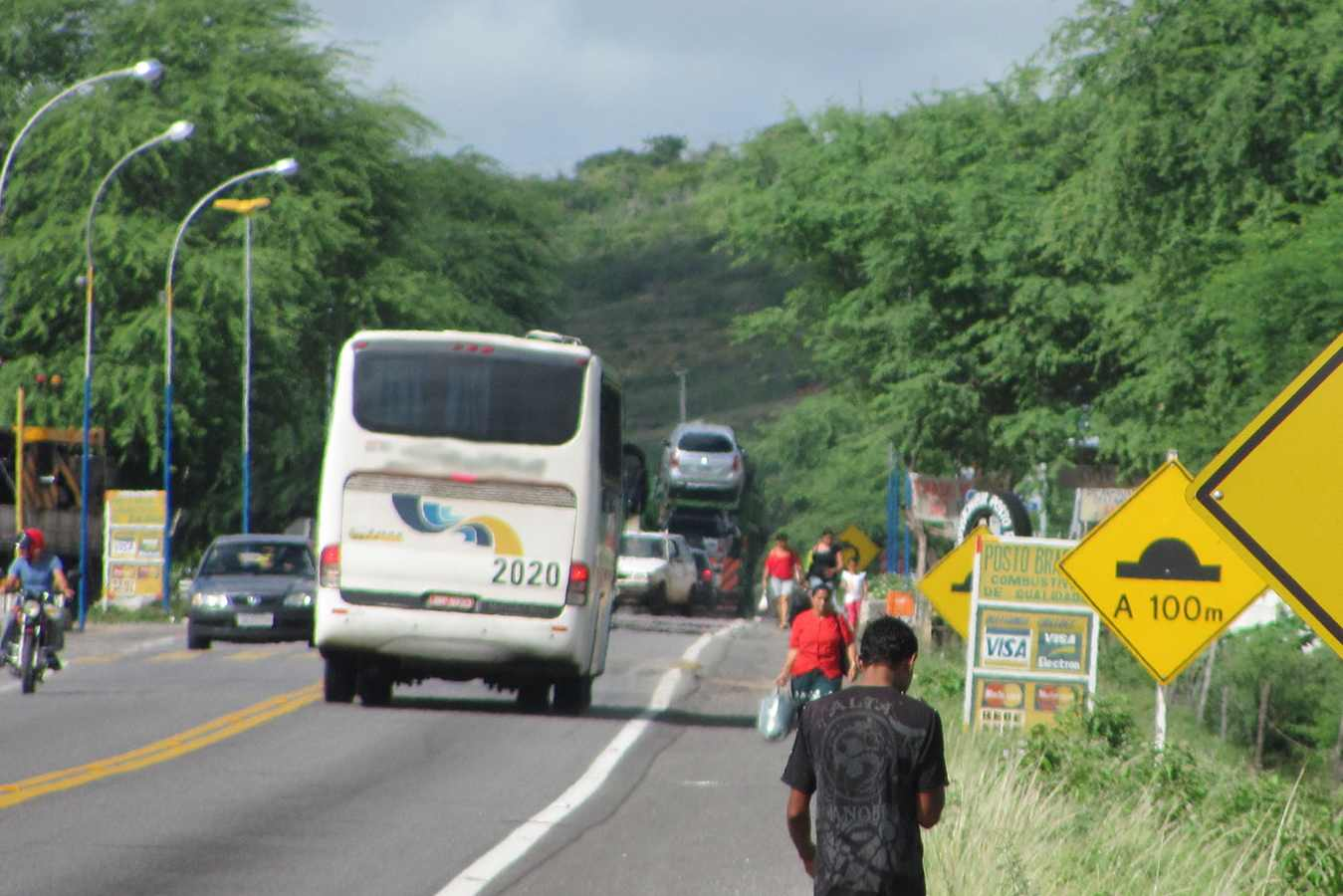Danos materias: transportador ilegal deve ressarcir Gontijo