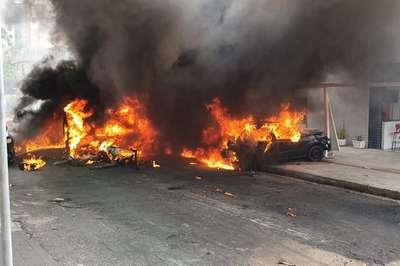 Três mortes confirmadas e três feridos em queda de avião em Belo Horizonte