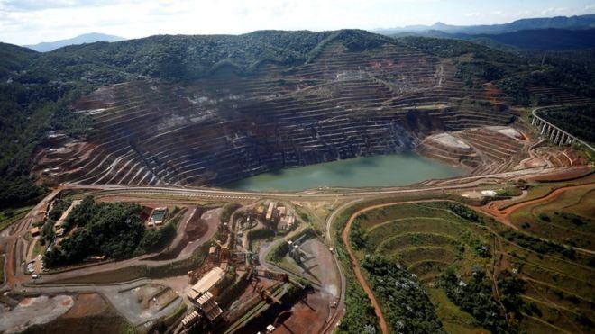 Alerta: 5 barragens com risco iminente de rompimento