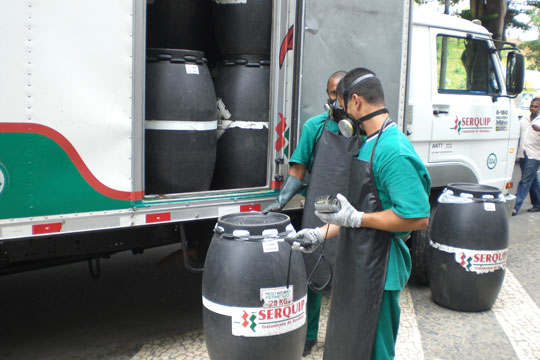 Divinópolis: apresentada nova legislação para transporte de resíduos válida a partir de quarta