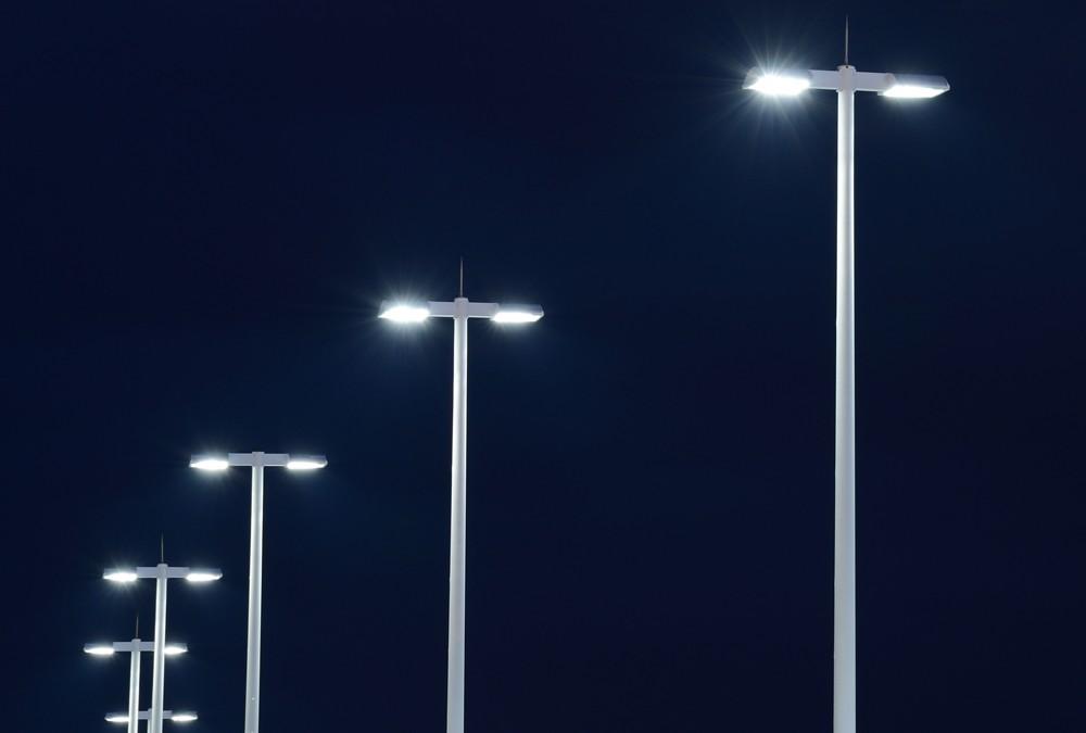 Consórcio assume parque de iluminação pública em Uberaba: troca de 50 mil pontos de luz