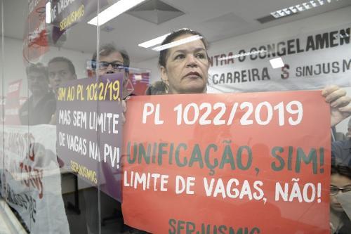 Unificação das carreiras do TJMG avança na Assembleia Legislativa de Minas Gerais