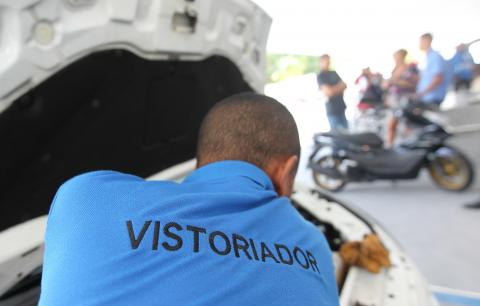 Detran adota sistema de vistoria eletrônica em Belo Horizonte