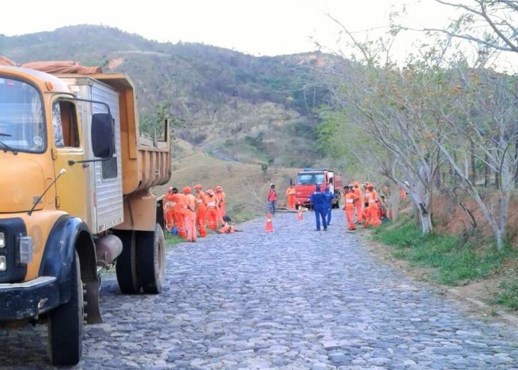 Governador Valadares: estrada para o Pico do Ibituruna vai ganhar mil novas árvores