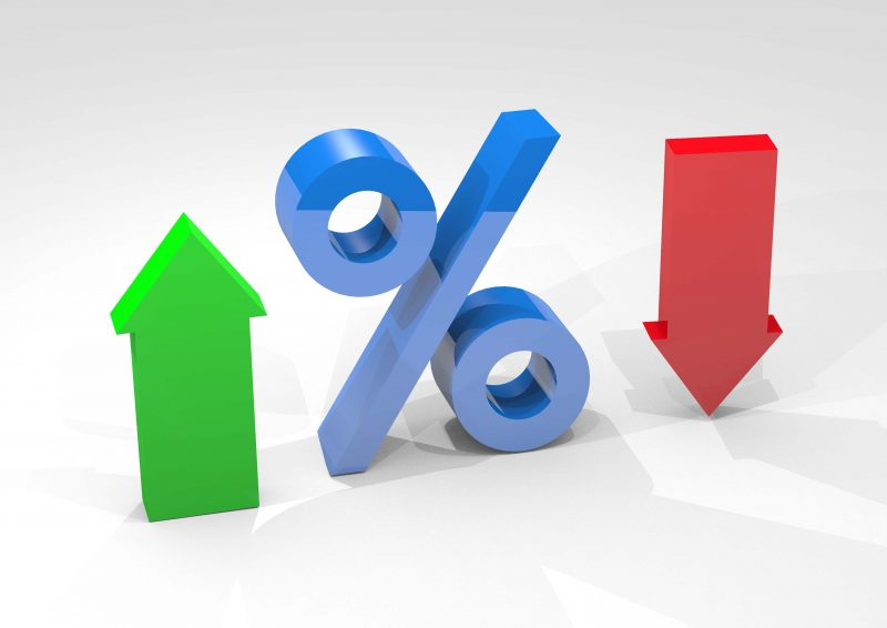Juros de empréstimos caem, mas ainda não voltam ao nível pré-crise