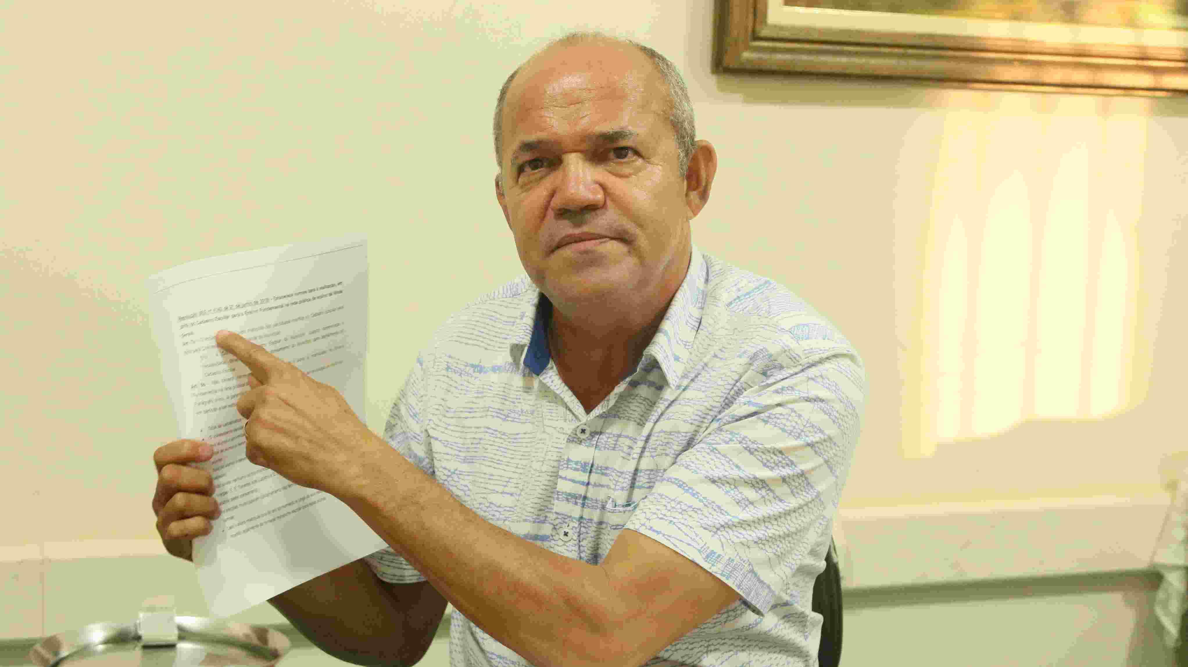 Timóteo classifica eventual transferência de escolas estaduais como 'uma bomba'