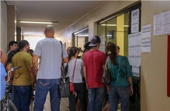 Primeiro dia de inscrições para o concurso público movimenta Prefeitura de Governador Valadares