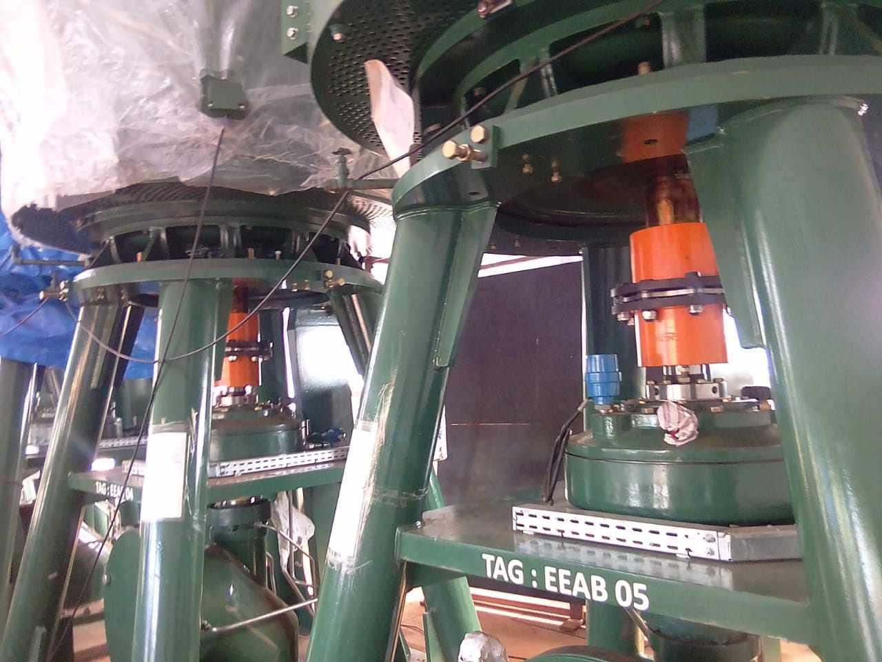 Uberlândia: Sistema Capim Branco avança com instalação de cinco motobombas