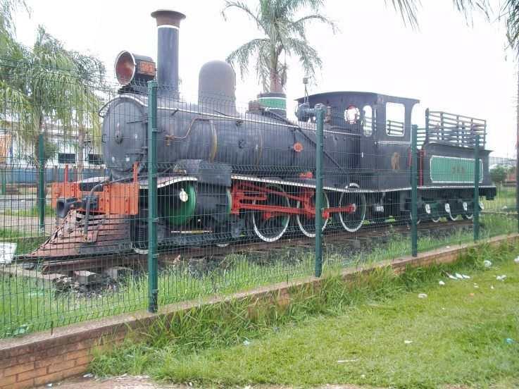 Contrapartidas vão viabilizar Geossítio Santa Rita e reforma da locomotiva da Mogiana