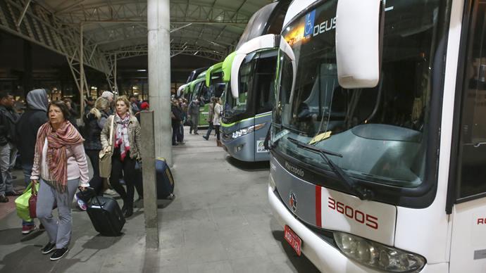 Decreto institui política de estímulo a transporte rodoviário coletivo