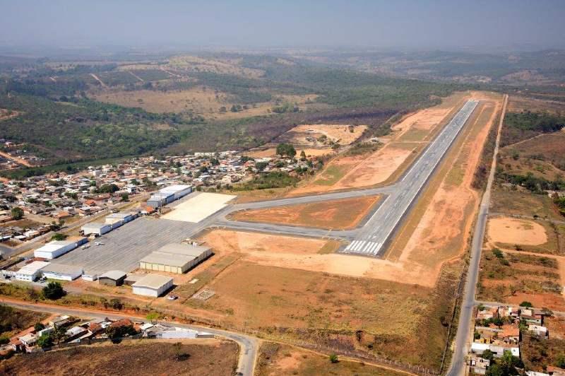 Divinópolis: Infraero confirma disponibilidade de aeroporto receber R$ 1,6 milhão