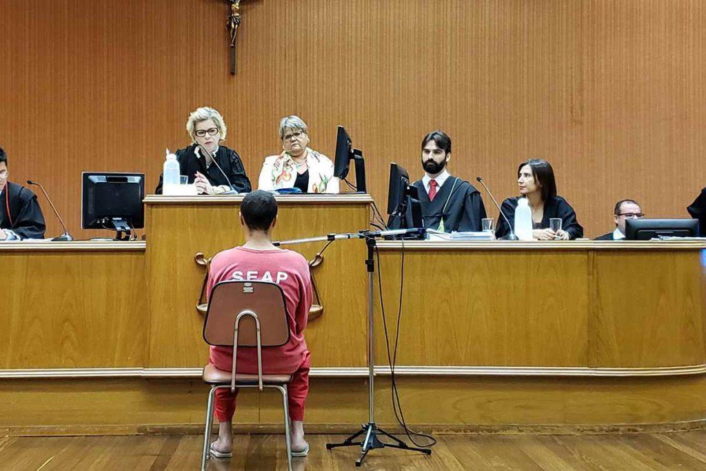 Juíza sentencia autor de triplo assassinato a 70 anos de prisão