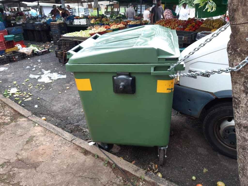 Lixo: contêineres de coleta mecanizada em Uberlândia já são quase 1,8 mil unidades