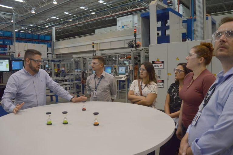 Poços de Caldas: ThyssenKrupp anuncia expansão em unidade do Distrito Industrial