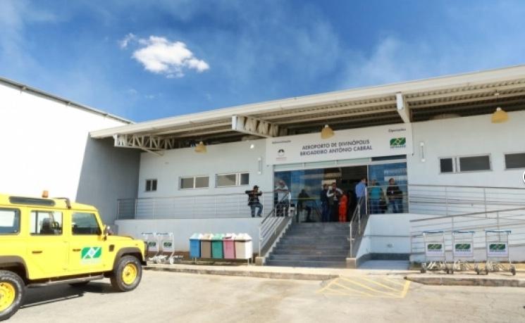 Prefeitura de Divinópolis busca apoio em Brasília para viabilizar Aeroporto Brigadeiro Cabral